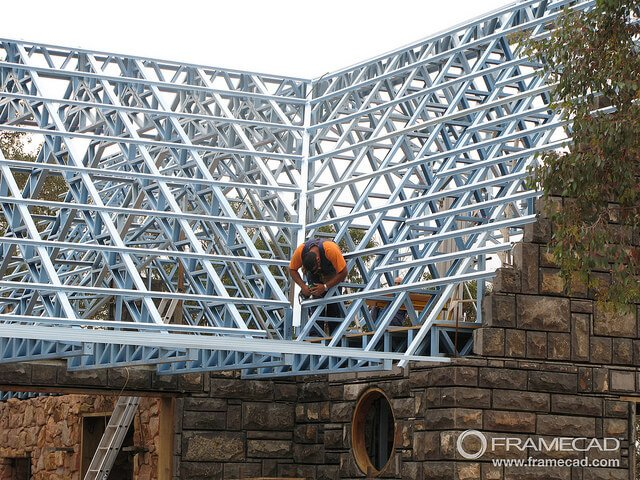 Should you be using Cold Formed Steel roof trusses?