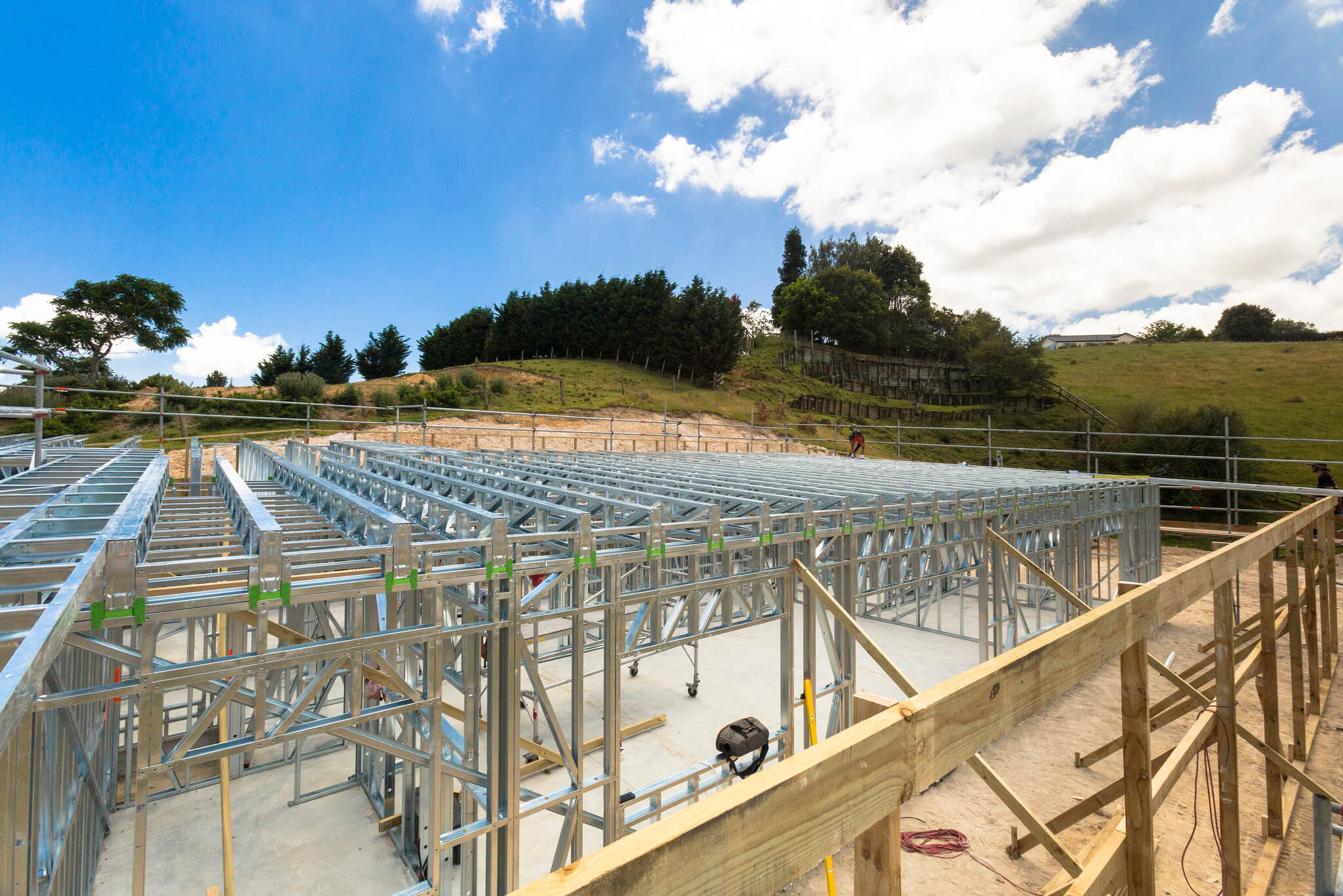 Steel Framing vs Timber Framing: Which is better?