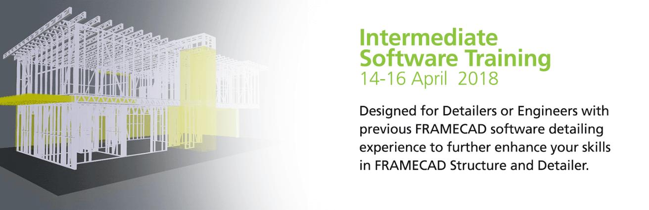 Intermediate Software Training 2018
