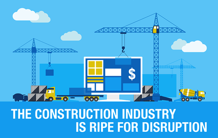 Predicting the disruption of the global construction industry (Part 1 of 2)