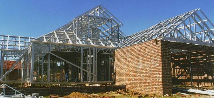 Should you be using Cold Formed Steel for Roof Trusses?