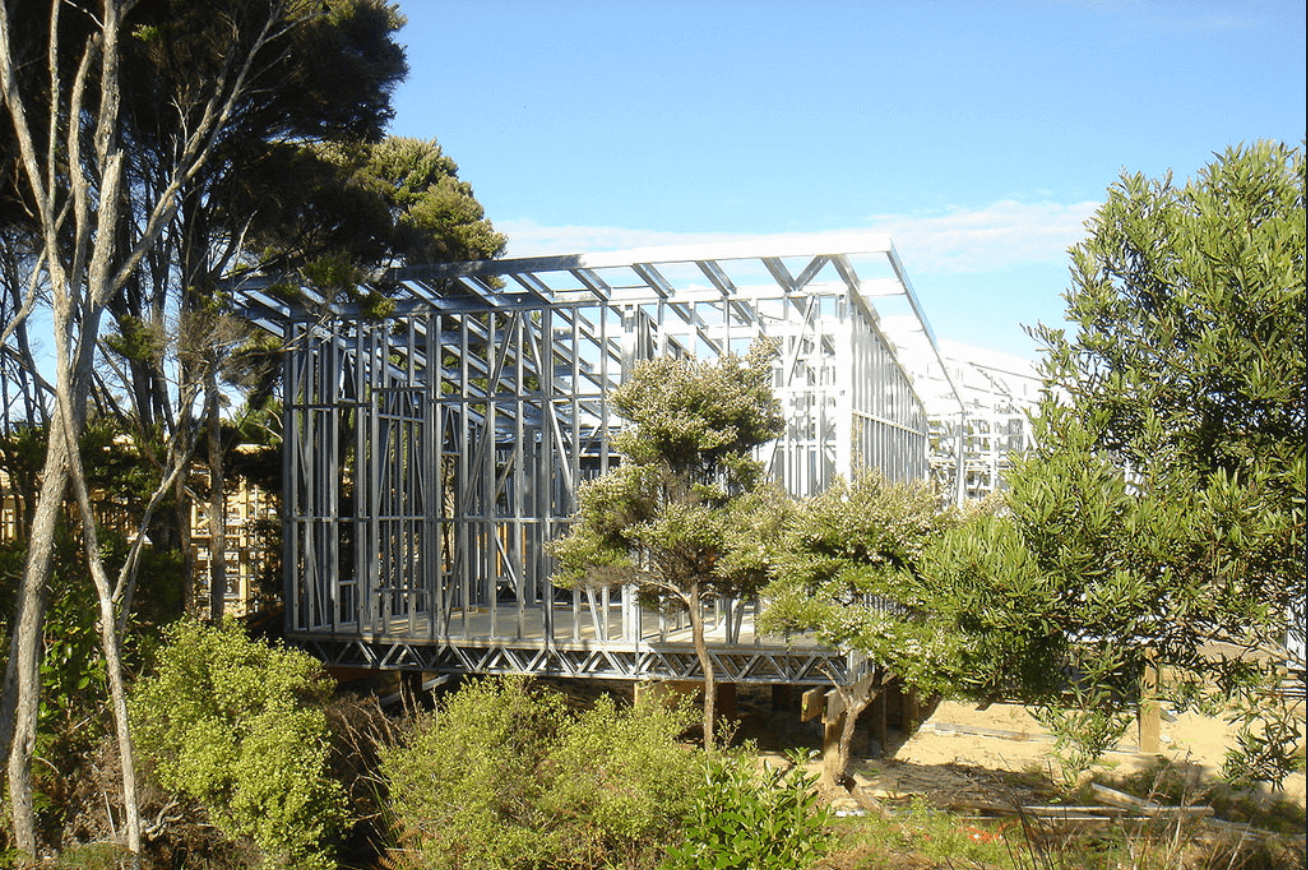 Is cold formed steel a sustainable building material?