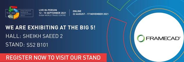 FRAMECAD Dubai Big 5_Email Signature