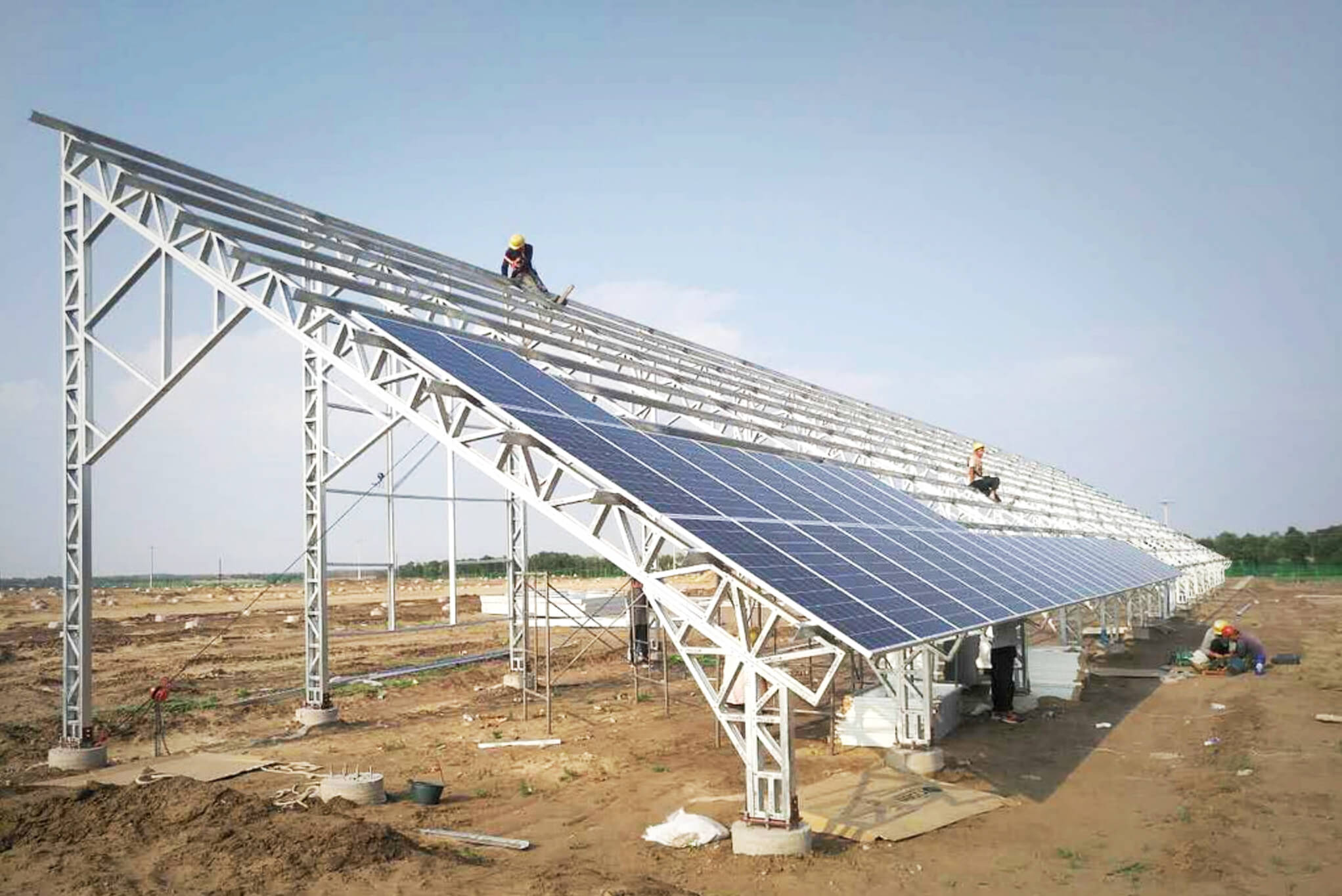 Why Cfs Is A Premium Material For Solar Panel Mounting Structures