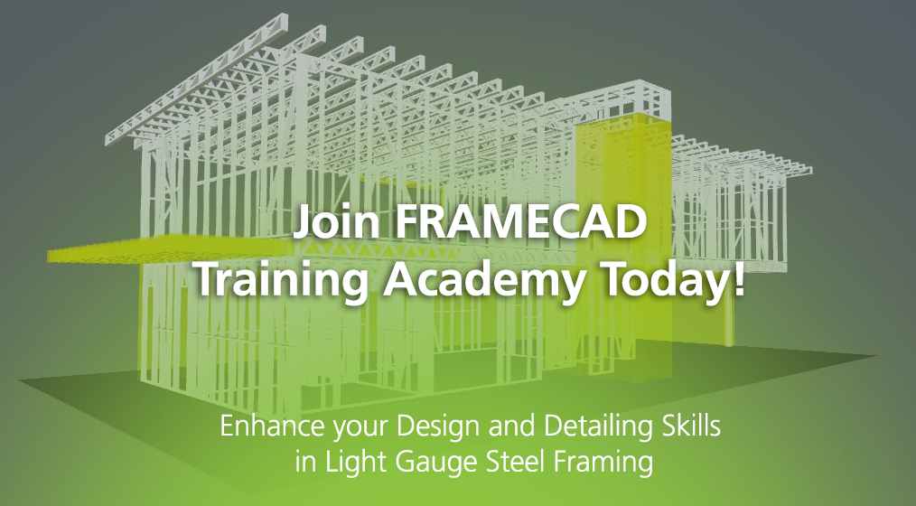 FRAMECAD Blog | Training