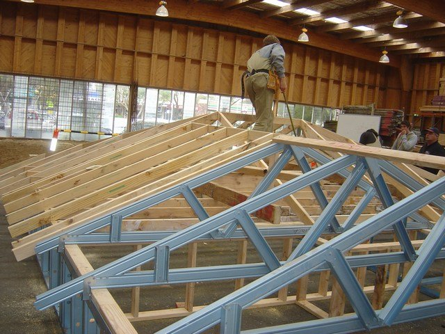 Can Cfs Produce The Roof Trusses You Need For Your Projects